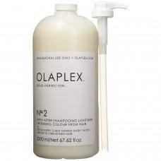 Sampon pentru hidratare, reparare si fortifiere - Bond Maintenance Shampoo No.4 - Olaplex - 2000 ml