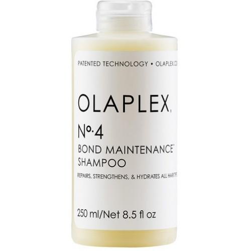 Bond Maintenance Shampoo No.4 - Olaplex - 250 ml Sampon pentru hidratare, reparare si fortifiere