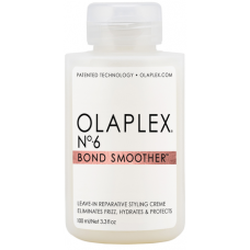 Crema de styling reparatoare - Bond Smoother No.6 - Olaplex - 100 ml