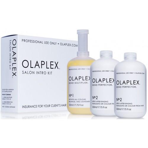 Kit Mare Pentru Salon (70 De Aplicări) - Salon Intro Kit - Olaplex