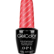Lac-gel de unghii semipermanent - Cajun Shrimp - Gel Color - OPI - 15 ml