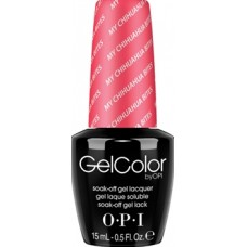Lac-gel de unghii semipermanent - My Chihuahua Bites - Gel Color - OPI - 15 ml