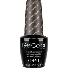 Lac-gel de unghii semipermanent - My Private Jet - Gel Color - OPI - 15 ml