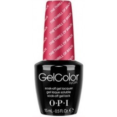 Lac-gel de unghii semipermanent - The Thrill Of Brazil - Gel Color - OPI - 15 ml