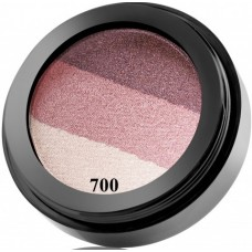 Fard de ochi trio cu pulbere de perle si efect metalic - 700 - Diamond Trio Eyeshadow - Paese - 5 gr