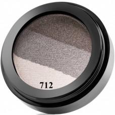 Fard de ochi trio cu pulbere de perle si efect metalic - 712 - Diamond Trio Eyeshadow - Paese - 5 gr