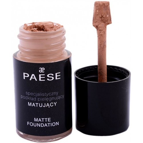 Fond De Ten Matifiant - Expert Matte Foundation - Paese - 30 Ml - Nr. 507
