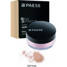 Pudra pulbere pentru fixare (efect mat) - High Definition Loose Powder - Paese - 15 gr - Nr. 01