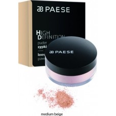 Pudra pulbere pentru fixare (efect mat) - High Definition Loose Powder - Paese - 15 gr - Nr. 02