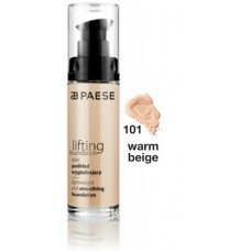 Fond de ten cu efect de lifting - Lifting Foundation - Paese - 30 ml - Nr. 101
