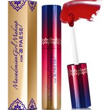 Ruj lichid mat cu efect de lunga durata - 1 Retro Red - Liquid Matte Lipstick - Macademian Girl Makeup - Paese