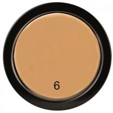 Pudra compacta cu ulei de argan - Mattifying Argan Powder - Paese - 8 gr - Nr. 6