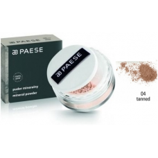 Pudra minerala - Mineral Powder - Paese - 15 gr - Nr. 4