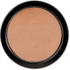 Pudra compacta de stralucire pentru gat si fata - 03 Golden Beige - Shimmer Pressed Powder - Paese - 9 g