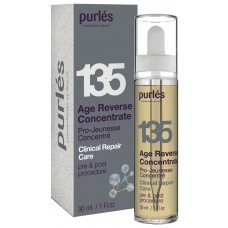 Concentrat Revitalizant Antirid - 135 Age Reverse Concentrate - Clinical Repair Care - Purles - 30 ml