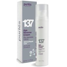 Crema anti-age - 137 Age Reverse Cream - Clinical Repair Care - Purles - 50 ml