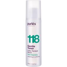 Lotiune Tonica - 118 Gentle Toner - Total Cleansing - Purles - 200 ml