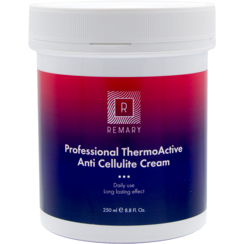 Cremă Termoactivă Anti Celulitică Profesională - Professional Thermoactive Anti Cellulite Cream - Remary - 250 Ml