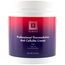 Cremă termoactivă anti celulitică profesională - Professional ThermoActive Anti Cellulite Cream - Remary - 500 ml
