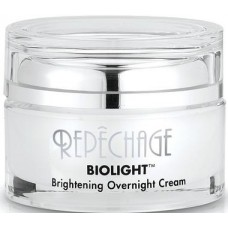 Crema de noapte anti-imbatranire - Brightening Overnight Cream - Biolight - Repechage - 30 ml