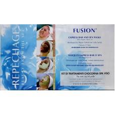 Kit de tratament - Express Bar And SPA Masks - Fusion - Repechage
