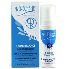 Ser Anti Stralucire Pentru Ten Mixt - Shine Control Serum - T-Zone - Repechage - 30 ml