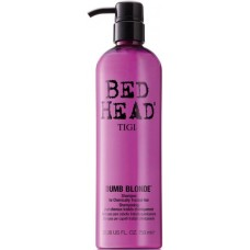 Sampon pentru par blond tratat chimic - Shampoo ...