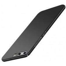 Husa ultra-subtire din fibra de carbon pentru Huawei P10, Negru - Ultra-thin carbon fiber case for Huawei P10, Black