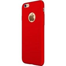 Husa ultra-subtire din fibra de carbon pentru iPhone 7 Plus, Rosu - Ultra-thin carbon fiber case for Iphone 7 Plus, Red