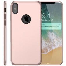 Husa ultra-subtire din fibra de carbon pentru iPhone XR, Roz gold - Ultra-thin carbon fiber case for iPhone XR, Rose-Gold