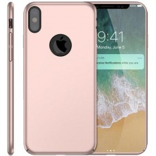 Husa ultra-subtire din fibra de carbon pentru iPhone XS MAX, Roz gold - Ultra-thin carbon fiber case for iPhone XS MAX, Rose-Gold