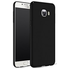 Husa ultra-subtire din fibra de carbon pentru Samsung Galaxy C5 C5000, Negru - Ultra-thin carbon fiber case for Samsung Galaxy C5 C5000, Black