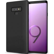 Husa ultra-subtire din fibra de carbon pentru Samsung Galaxy Note 9, Negru - Ultra-thin carbon fiber case for Samsung Galaxy Note 9, Black