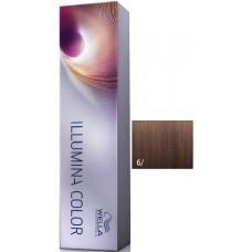 6/ - Illumina Color - Wella Professionals - Vopsea Profesionala 60 ml