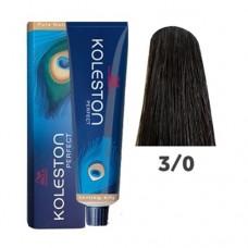 3/0 - Koleston Perfect - Wella Professionals - Vopsea Profesionala 60 ml