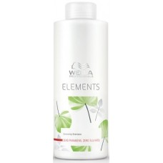 Sampon revitalizant fara sulfati, parabeni si coloranti - Renewing Shampoo - Care Elements - Wella - 1000 ml