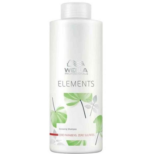 Sampon Revitalizant Fara Sulfati, Parabeni Si Coloranti - Renewing Shampoo - Wella Professionals - 1000 Ml