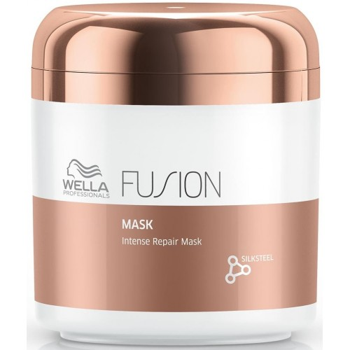 Masca-tratament Reparatoare Pentru Par Degradat - Mask - Care Fusion - Wella - 150 Ml