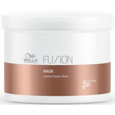 Masca-tratament reparatoare pentru par degradat - Mask - Care Fusion - Wella - 500 ml