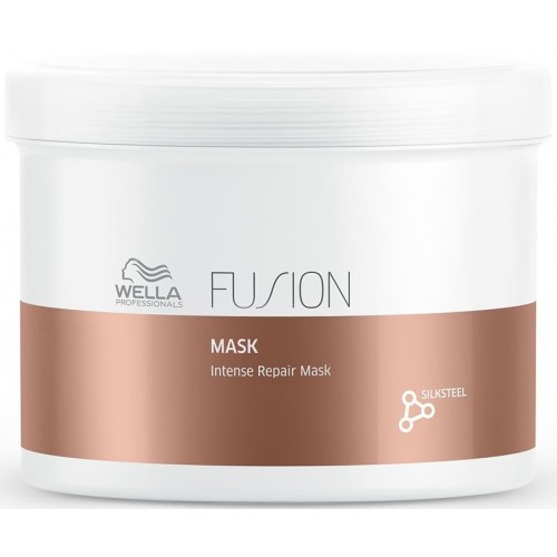 Masca-tratament Reparatoare Pentru Par Degradat - Mask - Care Fusion - Wella - 500 Ml