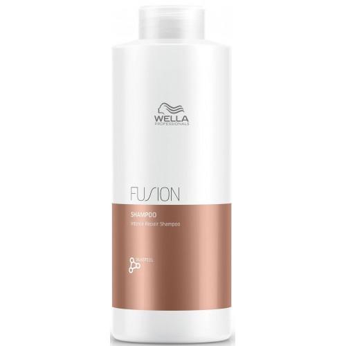 Sampon Reparator Pentru Par Degradat - Shampoo - Care Fusion - Wella - 1000 Ml