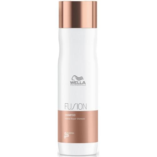Sampon Reparator Pentru Par Degradat - Shampoo - Care Fusion - Wella - 250 Ml