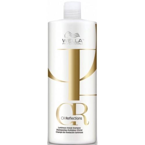Sampon Pentru Netezire Si Stralucire - Shampoo - Oil Reflections - Wella - 1000 Ml