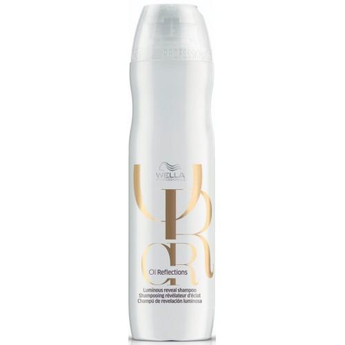 Sampon Pentru Netezire Si Stralucire - Shampoo - Oil Reflections - Wella - 250 Ml