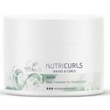 Tratament pentru par cret - Curls&Waves Treatment - Care Nutricurls - Wella Professionals - 150 ml