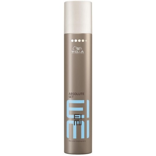 Fixativ Cu Fixare Ultra Puternica - Absolute Set Hairspray - Eimi - Wella - 500 Ml