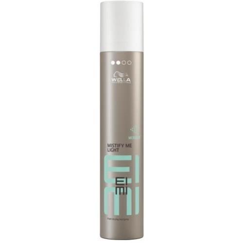 Fixativ Cu Fixare Usoara Si Uscare Rapida - Fast-drying Hairspray - Mistify Me Light - Eimi - Wella - 300 Ml