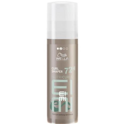 Crema Gel Pentru Definirea Buclelor - Curl Shaper - Nutricurls - Eimi - Wella - 150 Ml