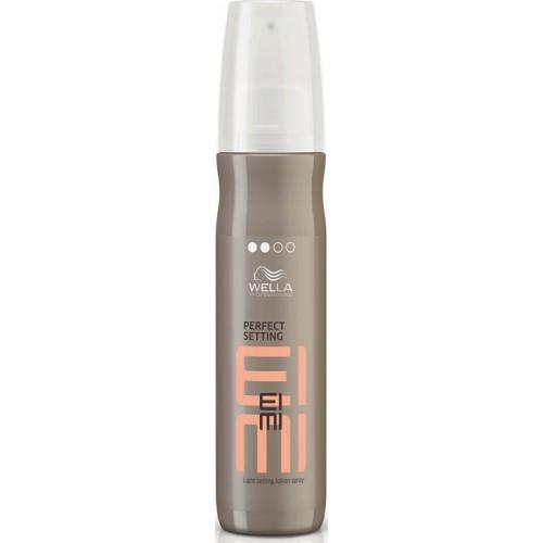 Lotiune De Styling Cu Fixare Flexibila - Light Setting Lotion Spray - Perfect Setting - Eimi - Wella - 150 Ml