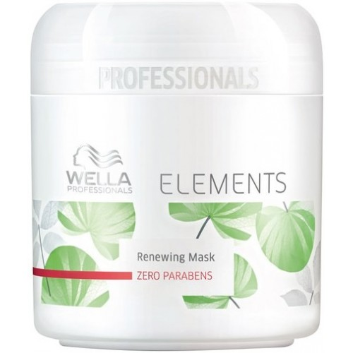 Masca Revitalizanta Fara Sulfati, Parabeni Si Coloranti - Renewing Mask - Wella Professionals - 150 Ml
